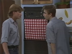 Ryan McLachlan, Nick Page in Neighbours Episode 1147