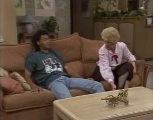 Eddie Buckingham, Madge Bishop in Neighbours Episode 1182