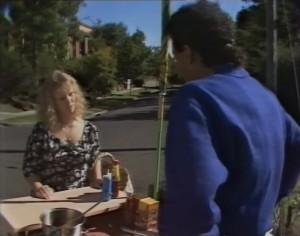 Sharon Davies, Eddie Buckingham in Neighbours Episode 1182