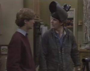 Ryan McLachlan, Joe Mangel in Neighbours Episode 1265