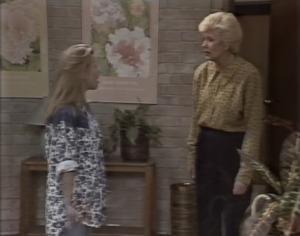 Gemma Ramsay, Madge Bishop in Neighbours Episode 1333