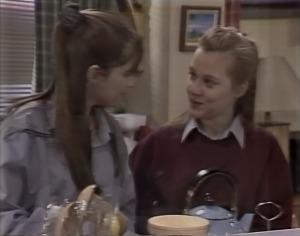 Cody Willis, Melissa Jarrett in Neighbours Episode 1333