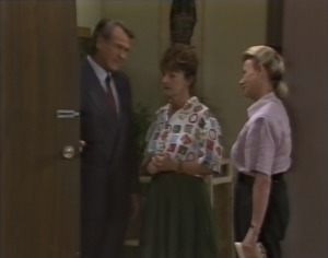 Doug Willis, Pam Willis, Helen Daniels in Neighbours Episode 1403