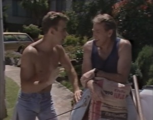 Glen Donnelly, Doug Willis in Neighbours Episode 1403