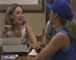Gemma Ramsay, Lucy Robinson in Neighbours Episode 1403