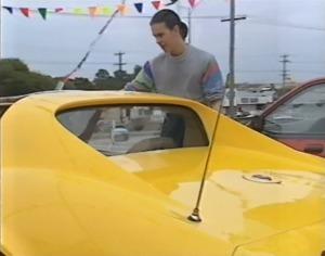 Todd Landers in Neighbours Episode 1599