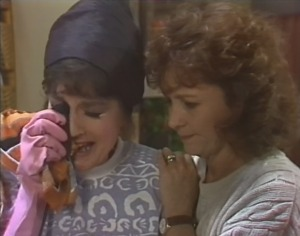Faye Hudson, Pam Willis in Neighbours Episode 1599