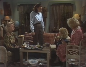 Helen Daniels, Dorothy Burke, Brenda Riley, Madge Bishop in Neighbours Episode 1599