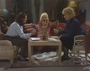 Dorothy Burke, Madge Bishop, Brenda Riley in Neighbours Episode 1599