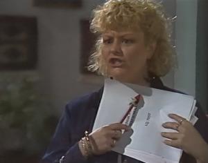 Brenda Riley in Neighbours Episode 1599