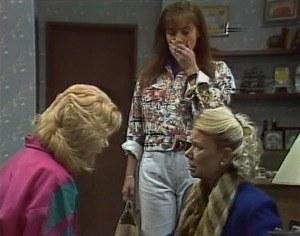 Madge Bishop, Beth Brennan, Helen Daniels in Neighbours Episode 1722