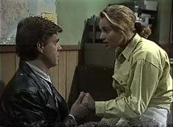 Cameron Hudson, Jacqueline Summers in Neighbours Episode 1727