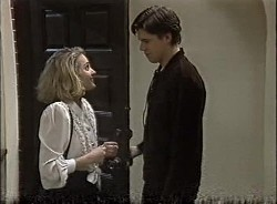 Jacqueline Summers, Cameron Hudson in Neighbours Episode 1727