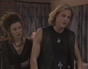 Gaby Willis, Brad Willis in Neighbours Episode 1816