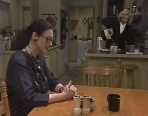 Dorothy Burke, Madge Bishop in Neighbours Episode 1816