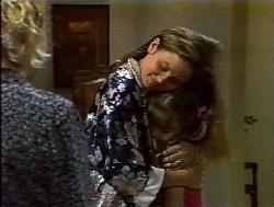 Helen Daniels, Julie Martin, Hannah Martin in Neighbours Episode 1849