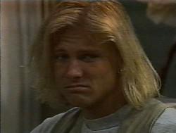 Brad Willis in Neighbours Episode 1849