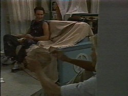 Stephen Gottlieb, Brad Willis in Neighbours Episode 1849