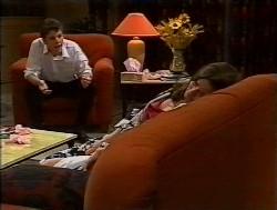 Michael Martin, Julie Martin in Neighbours Episode 1849