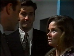 Philip Martin, Jack Howard, Julie Robinson in Neighbours Episode 1849