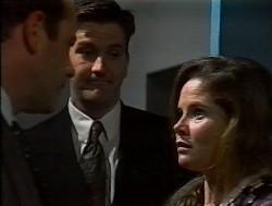 Philip Martin, Jack Howard, Julie Martin in Neighbours Episode 1849