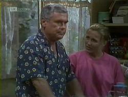 Lou Carpenter, Lauren Turner in Neighbours Episode 1855
