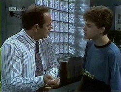 Philip Martin, Michael Martin in Neighbours Episode 1855