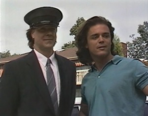 Cameron Hudson, Wayne Duncan in Neighbours Episode 1864
