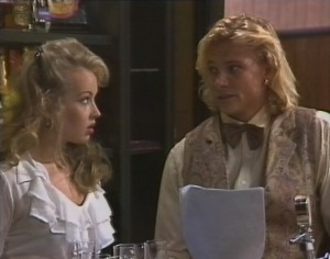 Annalise Hartman, Brad Willis in Neighbours Episode 1864