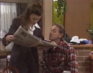 Gaby Willis, Doug Willis in Neighbours Episode 1957