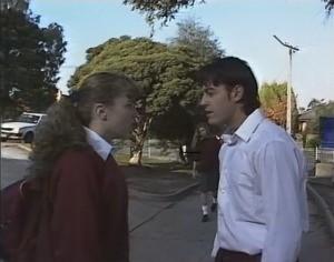 Debbie Martin, Rick Alessi in Neighbours Episode 1957