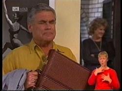 Lou Carpenter, Cheryl Stark in Neighbours Episode 1979
