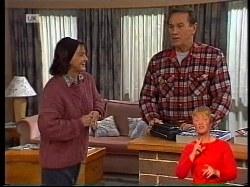 Pam Willis, Doug Willis in Neighbours Episode 1979