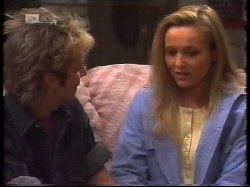 Connor Cleary, Lauren Turner in Neighbours Episode 1996