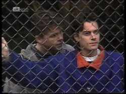 Michael Martin, Rick Alessi in Neighbours Episode 1996
