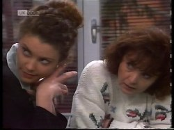 Gaby Willis, Pam Willis in Neighbours Episode 1996