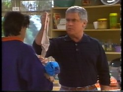Rick Alessi, Lou Carpenter in Neighbours Episode 1996