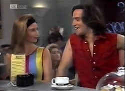 Kristy, Troy Duncan in Neighbours Episode 2071