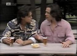 Wayne Duncan, Troy Duncan in Neighbours Episode 2071
