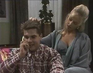 Mark Gottlieb, Annalise Hartman in Neighbours Episode 2119