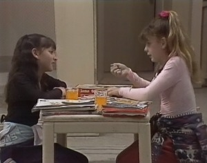 Miranda Starvaggi, Hannah Martin in Neighbours Episode 2194
