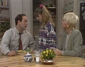 Philip Martin, Hannah Martin, Rosemary Daniels in Neighbours Episode 2194