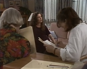 Helen Daniels, Gaby Willis, Pam Willis in Neighbours Episode 2194