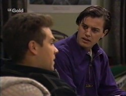 Mark Gottlieb, Rick Alessi in Neighbours Episode 2242