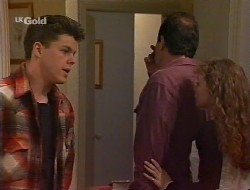 Michael Martin, Philip Martin, Debbie Martin in Neighbours Episode 2242