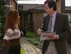 Cody Willis, Karl Kennedy in Neighbours Episode 2242