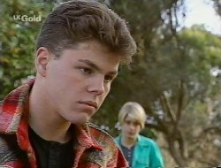 Michael Martin, Danni Stark in Neighbours Episode 2242