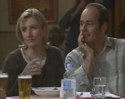 Jen Handley, Philip Martin in Neighbours Episode 2400