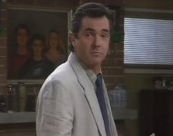 Karl Kennedy in Neighbours Episode 2400