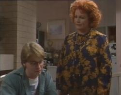 Brett Stark, Cheryl Stark in Neighbours Episode 2400